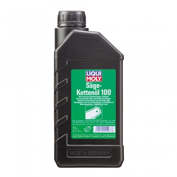 Масло для цепей бензопил Liqui Moly Suge-Ketten Oil 100 (1 л)