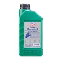 Масло для 2-тактных газонокосилок и бензопил Liqui Moly 2-Takt-Motorsagen-Oil (1 л), 825, Liqui Moly, Садовая программа
