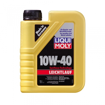 Масло моторное Liqui Moly 10W-40 Leichtlauf (1 л)