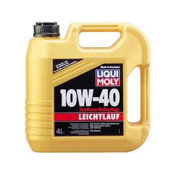 Масло моторное Liqui Moly 10W-40 Leichtlauf (4 л)