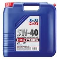 Масло моторное Liqui Moly 5W-40 Diesel Synthoil (20 л), 404, Liqui Moly, Моторное масло