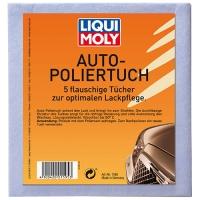 Платок для полировки (5 шт) Liqui Moly AUTO-POLIERTUCH, 284, Liqui Moly, Уход за автомобилем