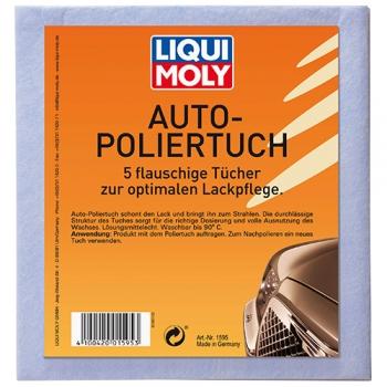 Платок для полировки (5 шт) Liqui Moly AUTO-POLIERTUCH