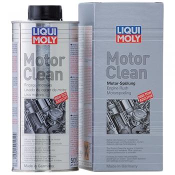 Промывка масляной системы Liqui Moly Motor Clean (0,5 л)