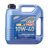 Масло моторное Liqui Moly 10W-40 Super Leichtlauf (4 л), 349, Liqui Moly, Моторное масло