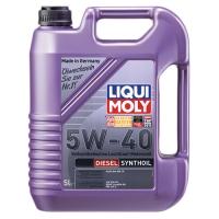 Масло моторное Liqui Moly 5W-40 Diesel Synthoil (5 л), 405, Liqui Moly, Моторное масло