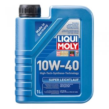 Масло моторное Liqui Moly 10W-40 Super Leichtlauf (1 л)