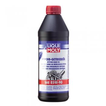 Масло трансмиссионное Liqui Moly 85W-90 Hypoid-Getriebeol GL5 (1 л)