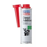 Комплексная присадка в дизельное топливо Liqui Moly Diesel Additive (0,3 л), 464, Liqui Moly, Присадки
