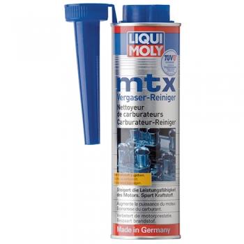 Присадка для очистки карбюратора Liqui Moly MTX Vergaser Reiniger (0,3 л)
