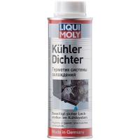 Присадка для устранения течи системы охлаждения Kuhlerdichter (0,25 л), 446, Liqui Moly, Присадки