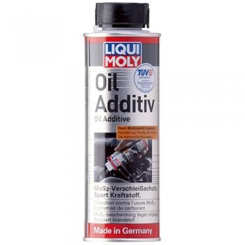 Противоизносная присадка для двигателя с MoS2 Liqui Moly Oil Additiv (0,3 л)