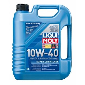 Масло моторное Liqui Moly 10W-40 Super Leichtlauf (5 л)
