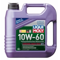 Масло моторное Liqui Moly 10W-60  Synthoil Race Tech GT 1 (4 л), 365, Liqui Moly, Моторное масло