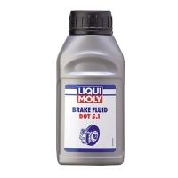 Тормозная жидкость Liqui Moly Brake Fluid DOT 5.1 (0,25 л), 515, Liqui Moly, Тормозная жидкость