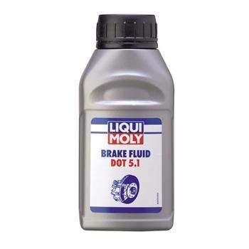 Тормозная жидкость Liqui Moly Brake Fluid DOT 5.1 (0,25 л)