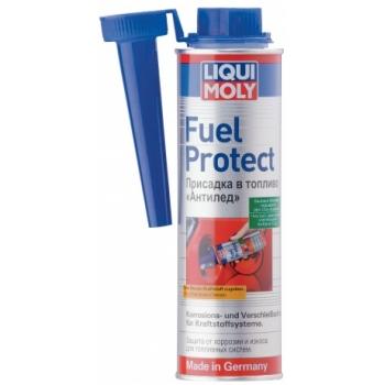 Средство для вытеснения влаги из топлива Liqui Moly Fuel Protect (0,3 л)