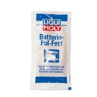 Смазка для клемм аккумуляторов Liqui Moly Batterie-Pol-Fett (0,01 кг), 762, Liqui Moly, Сервисные смазки и пасты