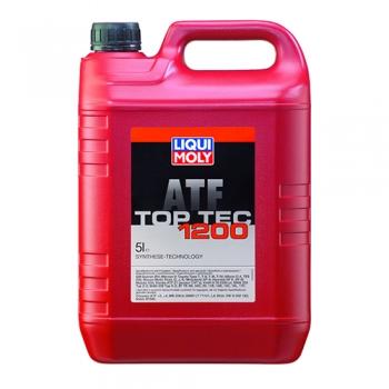 Масло для АКПП и гидроприводов Liqui Moly Top Tec ATF 1200 (5 л)