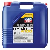 Масло моторное Liqui Moly 5W-40 Top Tec 4100 (20 л), 413, Liqui Moly, Моторное масло