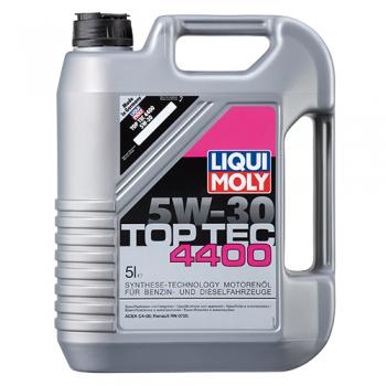 Масло моторное Liqui Moly 5W-30 Top Tec 4400 (5 л)