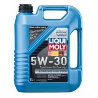Масло моторное Liqui Moly 5W-30 Longtime High Tech (5 л), 383, Liqui Moly, Моторное масло