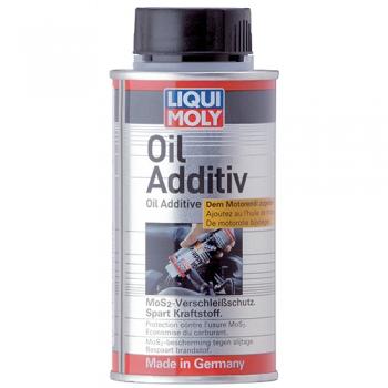 Противоизносная присадка для двигателя с MoS2 Liqui Moly Oil Additiv (0,125 л)