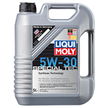 Масло моторное Liqui Moly 5W-30 Special Tec (5 л)