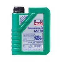Масло для 4-тактных газонокосилок Liqui Moly Rasenmuher-Oil SAE HD 30 (1 л), 824, Liqui Moly, Садовая программа