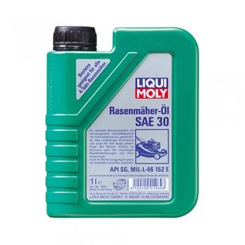 Масло для 4-тактных газонокосилок Liqui Moly Rasenmuher-Oil SAE HD 30 (1 л)