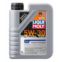 Масло моторное Liqui Moly 5W-30 Special Tec LL (1 л), 373, Liqui Moly, Моторное масло