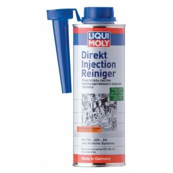 Очиститель топливной системы Liqui Moly Direkt Injection Reiniger (0,5 л)