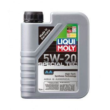 Масло моторное Liqui Moly 5W-20 Special Tec AA (1 л)