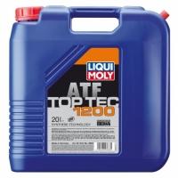 Масло для АКПП и гидроприводов Liqui Moly Top Tec ATF 1200 (20 л), 528, Liqui Moly, Трансмиссионное масло