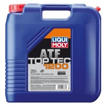Масло для АКПП и гидроприводов Liqui Moly Top Tec ATF 1200 (20 л)