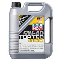 Масло моторное Liqui Moly 5W-40 Top Tec 4100 (5 л)