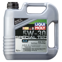 Масло моторное Liqui Moly 5W-30 Special Tec AA (4 л), 380, Liqui Moly, Моторное масло