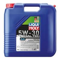 Масло моторное Liqui Moly 5W-30 Special Tec AA (20 л), 379, Liqui Moly, Моторное масло