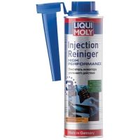 Очиститель инжектора усиленный Liqui Moly Injection Clean High Performance (0,3 л), 449, Liqui Moly, Присадки