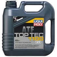 Масло для АКПП и гидроприводов Liqui Moly Top Tec ATF 1100 (4 л), 524, Liqui Moly, Трансмиссионное масло