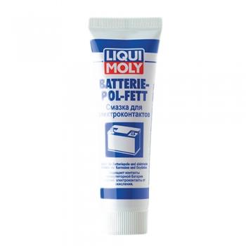 Смазка для клемм аккумуляторов Liqui Moly Batterie-Pol-Fett (0,05 кг)