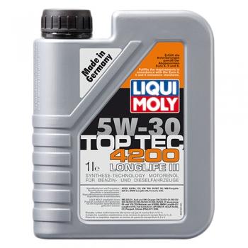 Масло моторное Liqui Moly 5W-30 Top Tec 4200 (1 л)