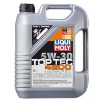 Масло моторное Liqui Moly 5W-30 Top Tec 4200 (5 л), 388, Liqui Moly, Моторное масло