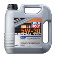 Масло моторное Liqui Moly 5W-30 Special Tec LL (4 л), 375, Liqui Moly, Моторное масло
