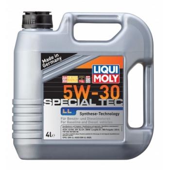 Масло моторное Liqui Moly 5W-30 Special Tec LL (4 л)