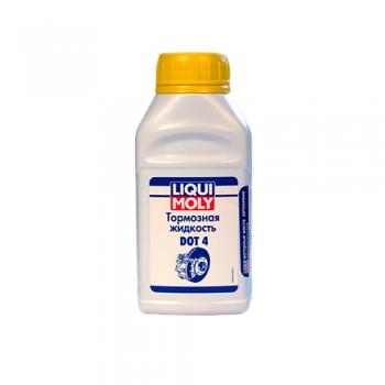 Тормозная жидкость Liqui Moly Bremsflussigkeit DOT4 (0,25 л)