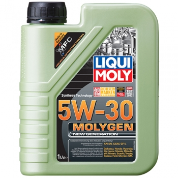 Масло моторное Liqui Moly 5W-30 Molygen New Generation (1 л)