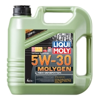 Масло моторное Liqui Moly 5W-30 Molygen New Generation (4 л), 1655, Liqui Moly, Моторное масло