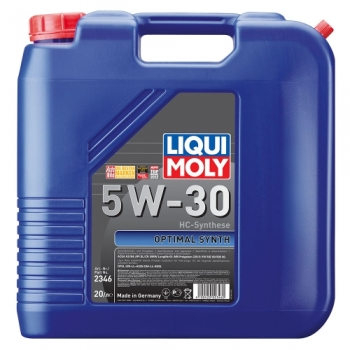 Масло моторное Liqui Moly 5W-30 Optimal Synth (20 л)