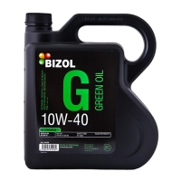 Масло моторное BIZOL 10W-40 Green Oil (4 л), 622, Bizol, Моторное масло
